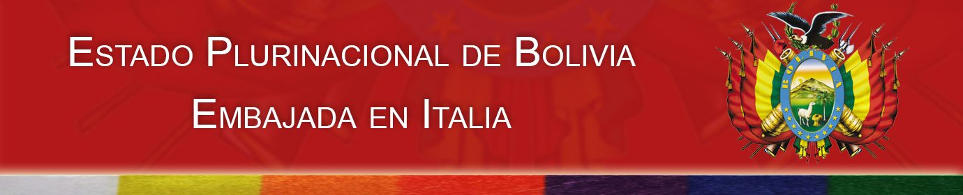 Embajada de Bolivia en Italia